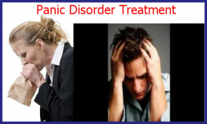 Conventional Panic Disorder Treatment