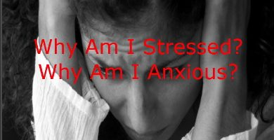 Why Am I Stressed? Why Am I Anxious?